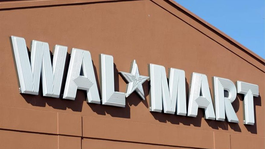 Walmart gana 3.079 millones de dólares en su primer trimestre, un 7,8 % menos