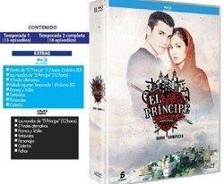 ¡Regalamos DVD's de la serie 'El Príncipe' con sus 3 finales inéditos!