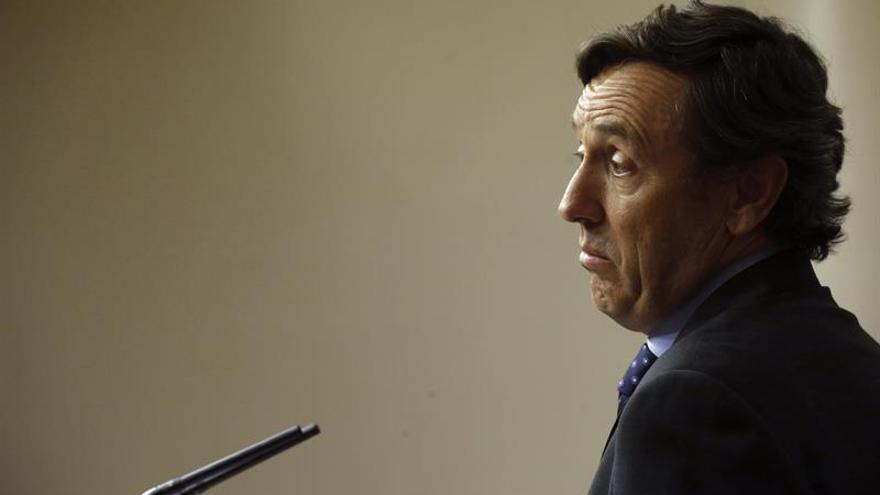 """Hernando: Un pleno para hablar de """"un no nombramiento"""" es banalizar Congreso"""