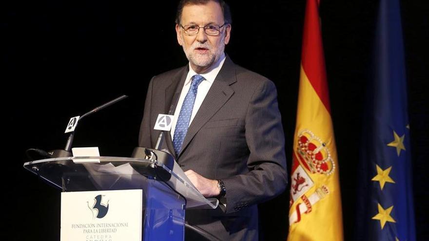 """Rajoy, orgulloso de que España sea un """"ejemplo de solidaridad"""" en trasplantes"""