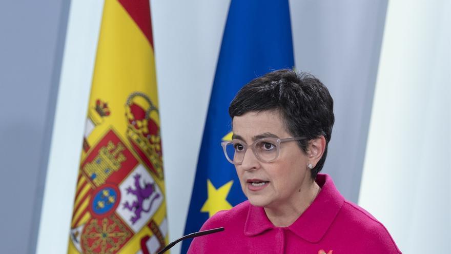 """González Laya ve """"injusto"""" decir que España reaccionó tarde: todo el mundo subestimó la rapidez de contagio"""