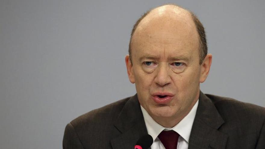 El presidente del Deutsche Bank descarta recibir ayuda del Estado alemán
