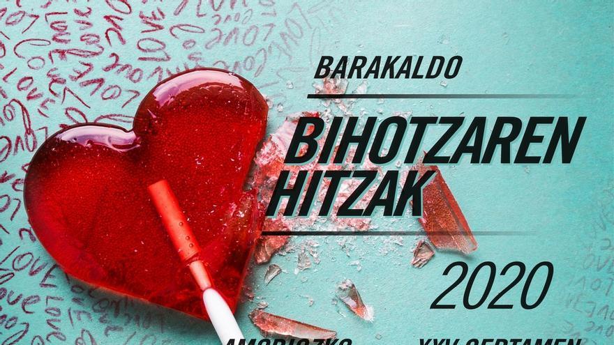 El concurso de Cartas de Amor de Barakaldo abre este lunes su 25ª edición, en la que repartirá 1.800 euros en premios