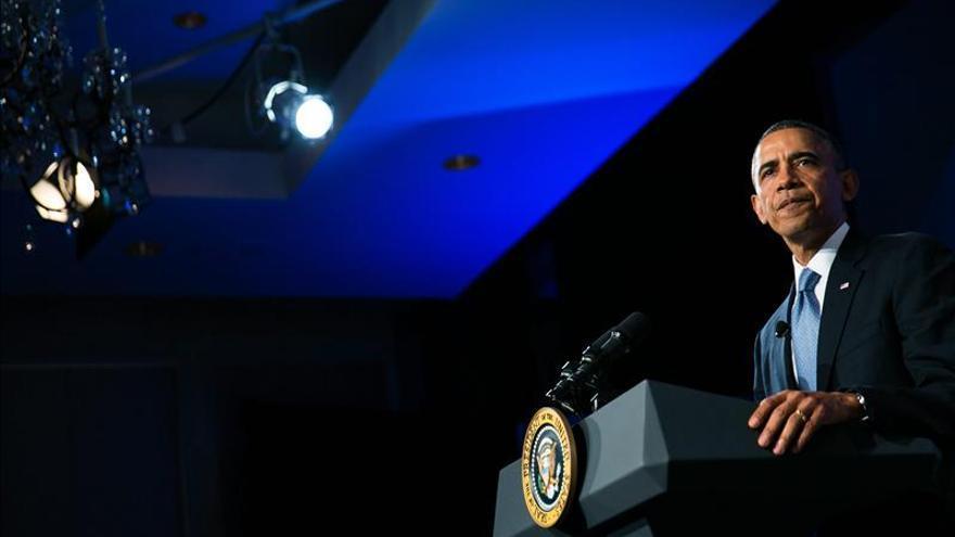 Obama defiende los logros económicos pese a la parálisis política en Washington