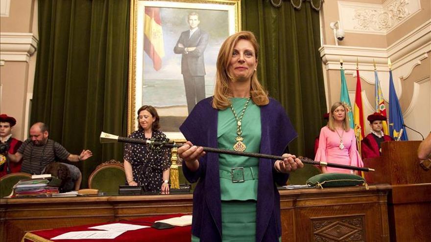 Amparo Marco (PSOE), primera alcaldesa de la historia de Castellón