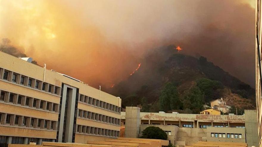 La UE envía asistencia aérea para la extinción de incendios en el sur de Italia