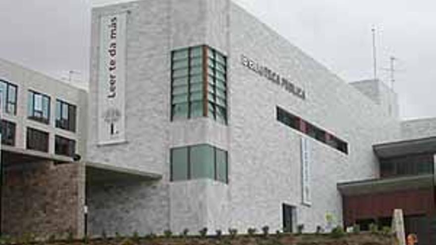 Biblioteca del Estado.