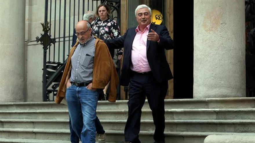 Exresponsables de ACM acusados de desvío ultiman un pacto para evitar prisión