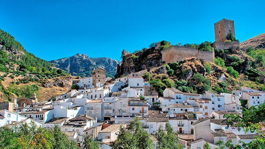 Pueblo de Cazorla, Jaén