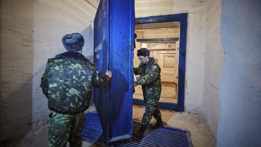 Los líderes prorrusos acusan a Kiev de sabotear los acuerdos de Minsk