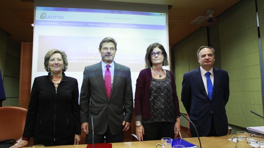 Catalá afirma que el PP buscará el consenso en torno a los valores superiores de la Constitución