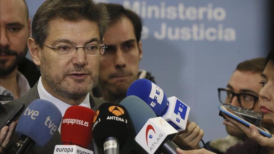 Ministro español acudirá al encuentro de titulares de Justicia de Iberoamerica