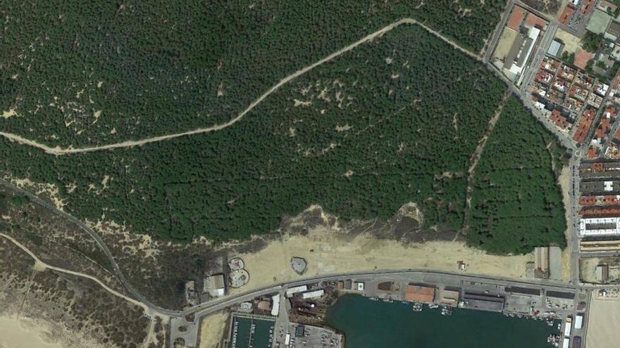 Ecologistas exigen al Ayuntamiento de Barbate y a la Junta que retiren la propuesta de reprogramación del PGOU