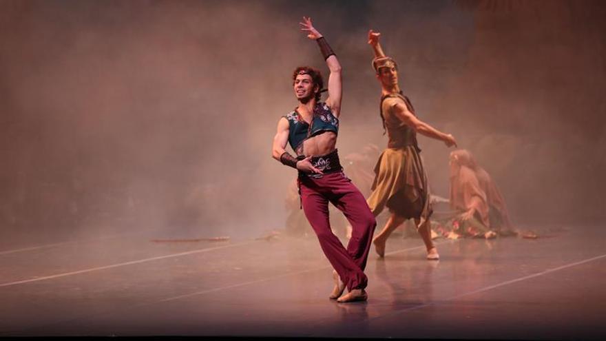 """El ballet de Uruguay llevará al público a un """"mundo fantástico"""" con El Corsario"""
