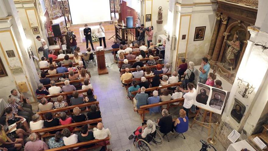Assumpta Serna narra la historia de las buenas intenciones del eccehomo de Borja