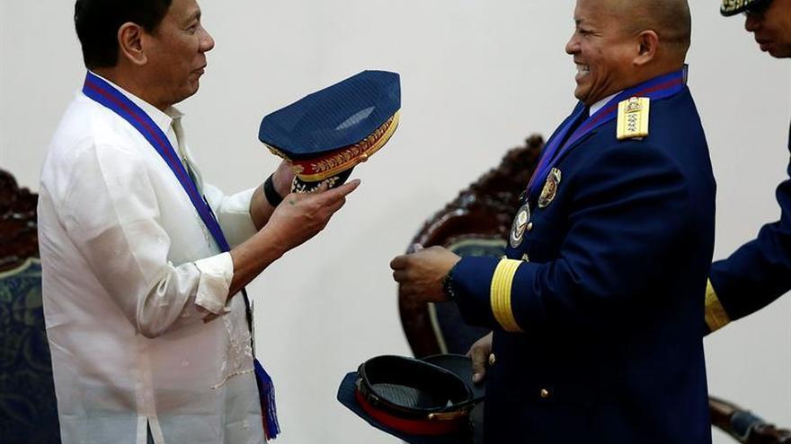 Entregaros o morid: El mensaje de la Policía filipina a los agentes corruptos