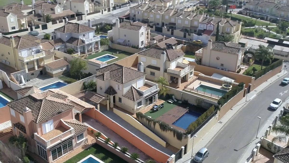 Urbanización Paraíso Arenal.