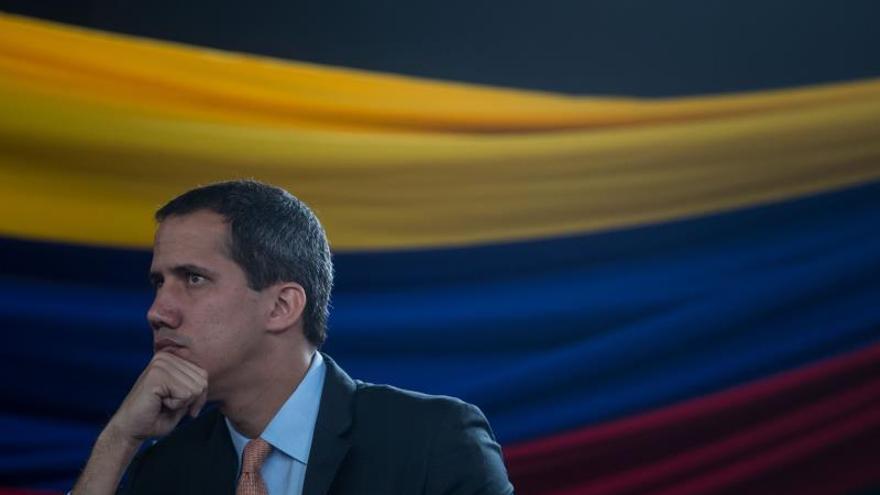 La Eurocámara reafirma su apoyo a Guaidó como presidente interino venezolano