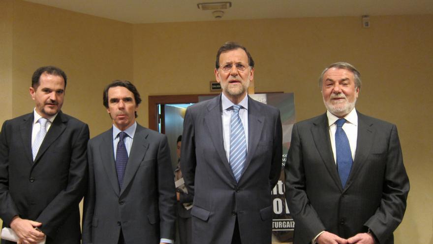 """PNV espera que el Gobierno cambie su política antiterrorista tras liberarse del """"lastre"""" que representaba Mayor Oreja"""
