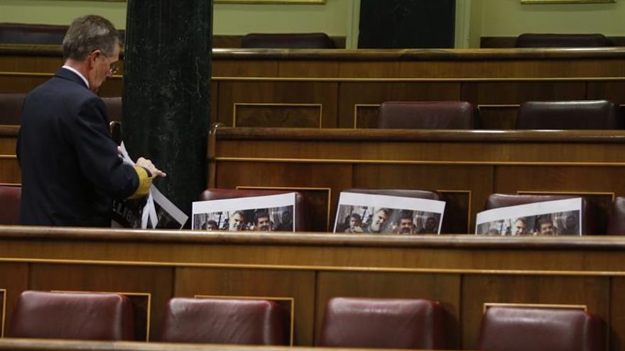 El Congreso se inclina por dejar sin sanción las ausencias de ERC y el PDeCAT