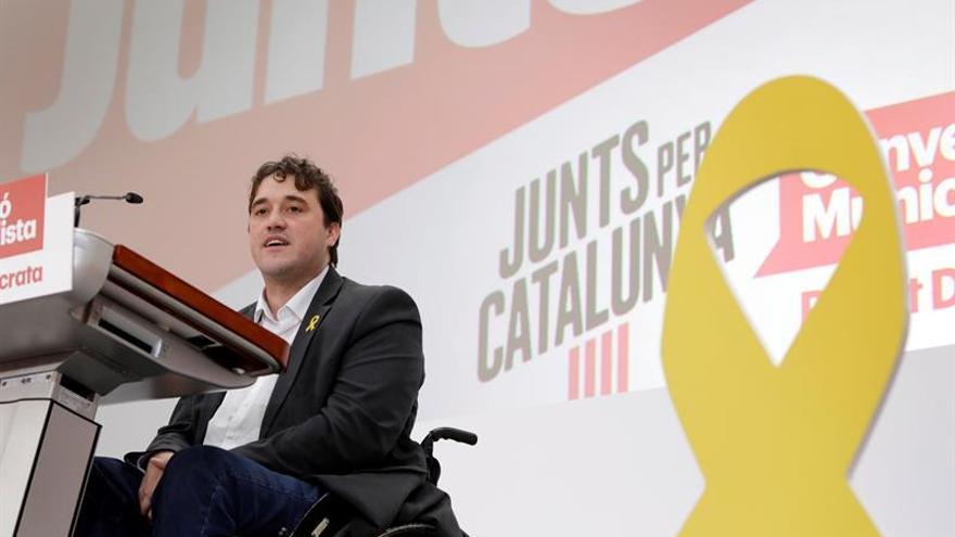 "Bonvehí dice que JxCat será ""voto útil"" y se abrirá a negociar con Sánchez"