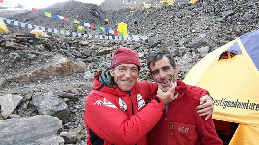 Alberto Zerain y Mariano Galván.