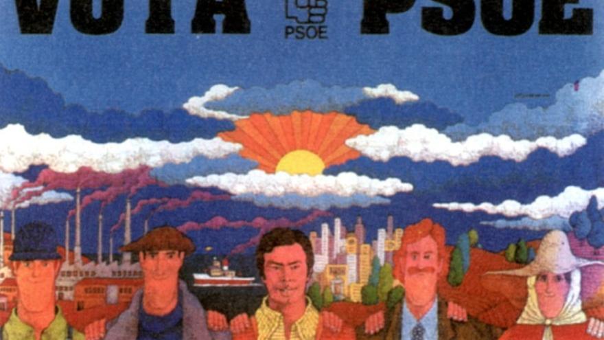 PSOE por el cambio (en 1982)