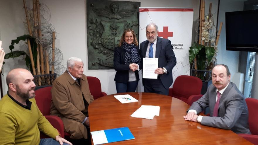 La nueva sede de Cruz Roja en Barakaldo comenzará a funcionar durante el segundo semestre del año