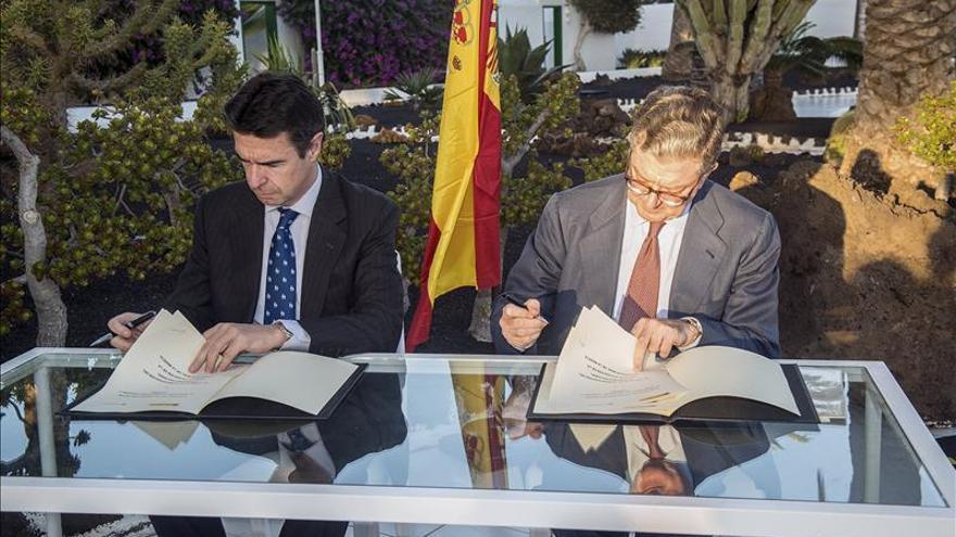 La Casa Real cede su residencia en Lanzarote para la promoción de España