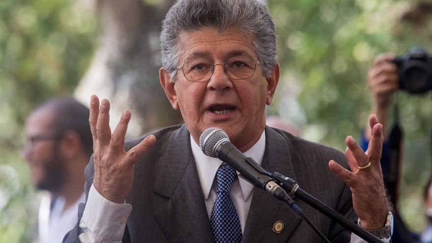 Expresidente del Parlamento venezolano aspirará a las primarias presidenciales
