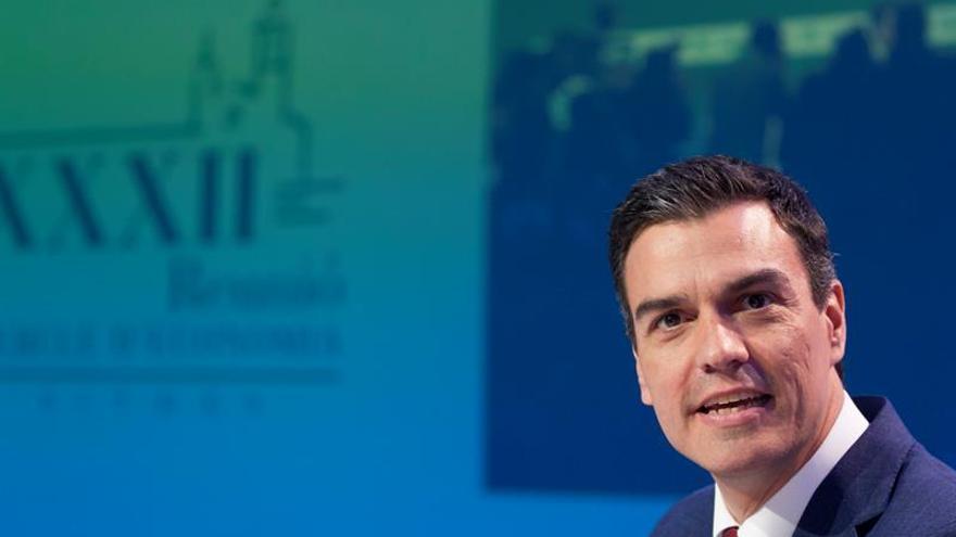 Sánchez afirma que, si gana, gobernará en una semana y no vetará a nadie