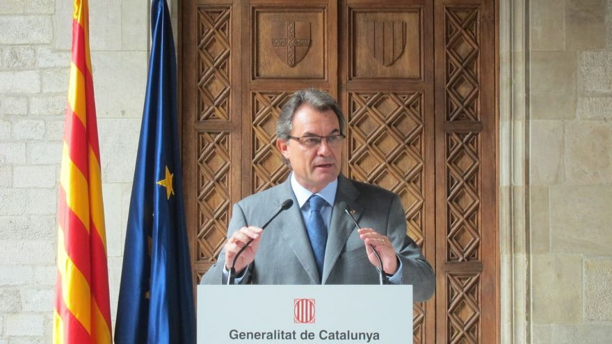 Artur Mas y los presidentes de las diputaciones se reunirán para abordar el pacto fiscal
