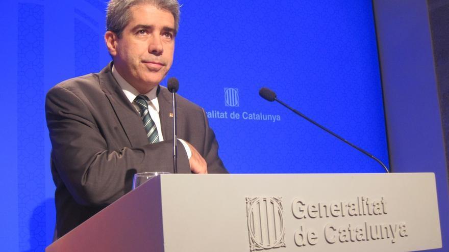 Homs celebra que Junqueras vaya a la conferencia de Mas y dice que ignora su contenido