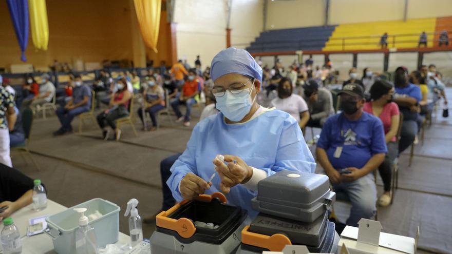 Suben a 9.370 los muertos por covid-19 en Honduras desde 2020