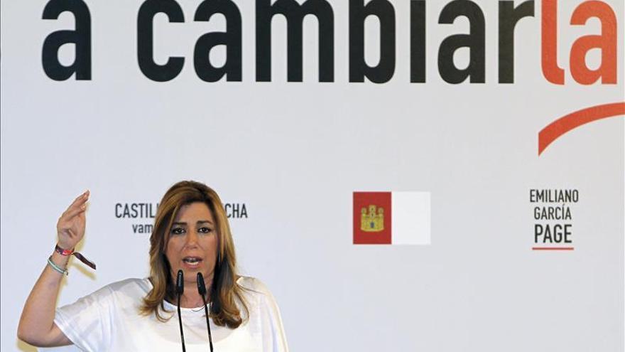 Díaz avisa a quienes castigan sin gobierno de que recibirán un batacazo mayor