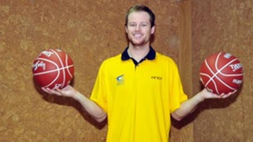 Brad Newley, nuevo jugador del Granca. (ACFI PRESS)