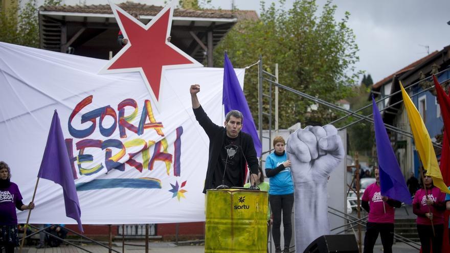 """Sortu dice que el independentismo catalán ha hecho más """"por tumbar el régimen del 78"""" que la izquierda en 40 años"""