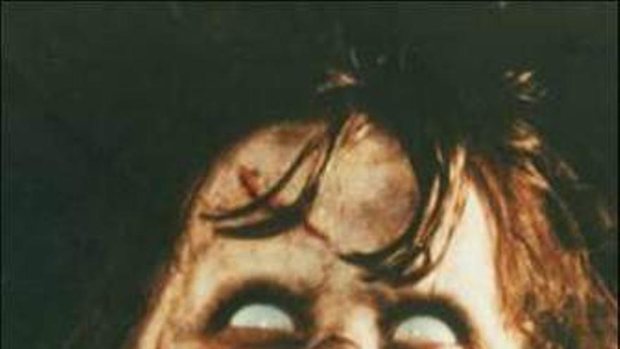 La niña de 'El Exorcista'