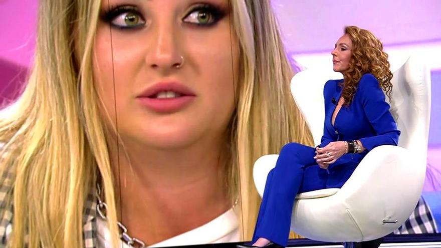 """Rocío Carrasco relató la """"paliza"""" que le pegó su hija y señaló cuándo le cogerá el teléfono"""