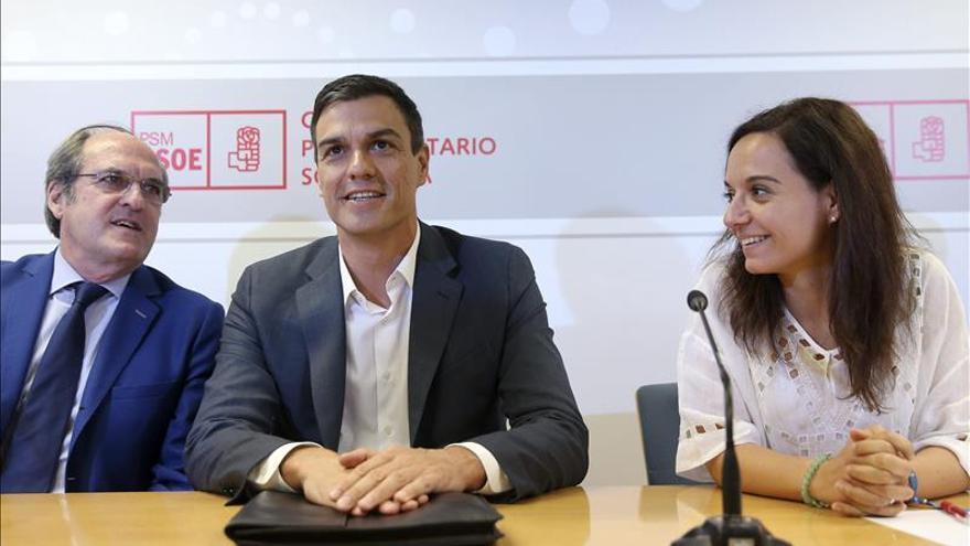 """Sara Hernández destaca el modelo socialista frente al de """"corrupción"""" del PP"""
