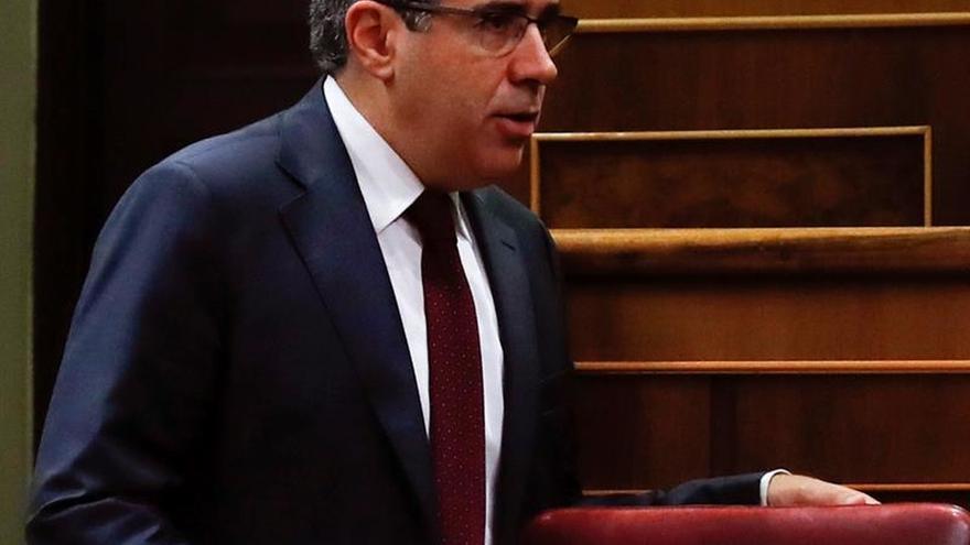 El Supremo cierra el sumario contra Homs y prepara la apertura de juicio contra él