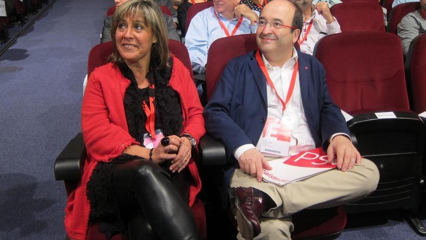 Iceta reivindica reconocer a Cataluña como nación y que se mantenga la hermandad PSC-PSOE