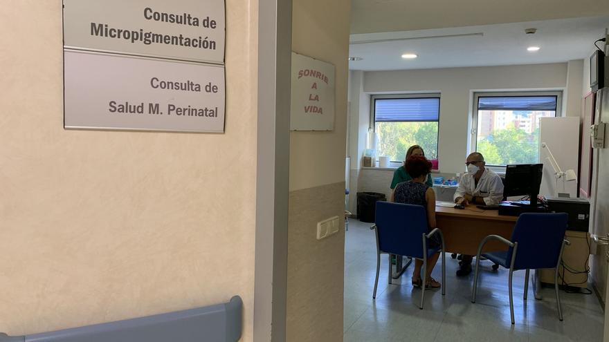 Consulta de Salud Mental Perinatal del Hospital Regional Universitario de Málaga