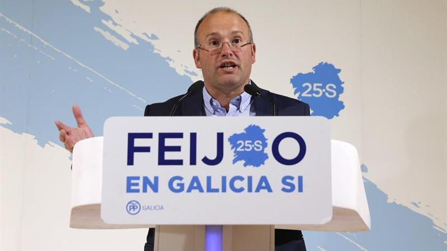 """El PP espera que sus """"buenas sensaciones"""" se ratifiquen en el escrutinio"""