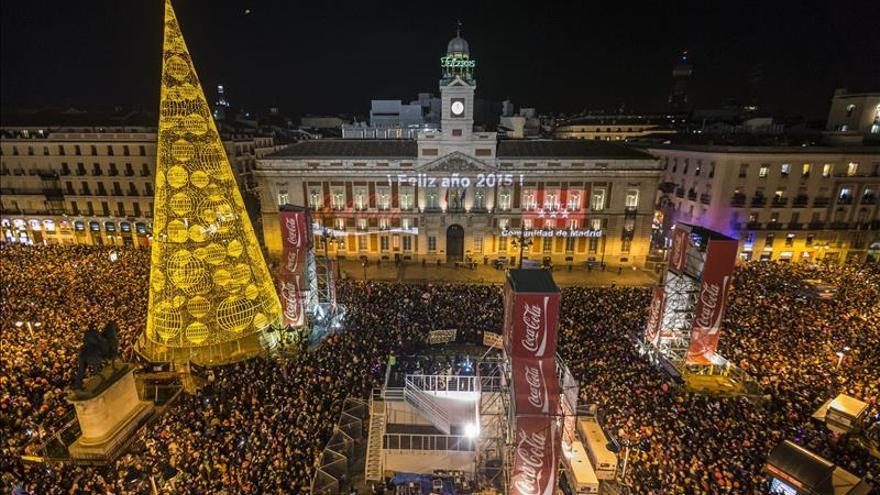 Anne Igartiburu y Ramón García darán las campanadas de 2015 en TVE desde Sol