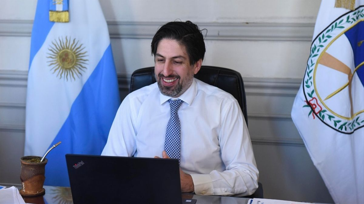 El ministro Trotta se mostró optimista con el regreso a la las clases presenciales.