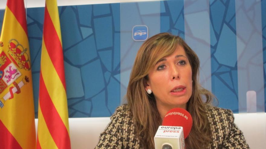 """Camacho (PP) constata un acercamiento del empresariado al PP tras la """"deriva"""" de CiU"""