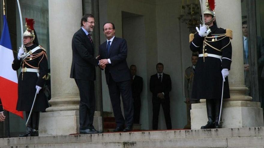 La política económica de la UE y las interconexiones centrarán hoy la cumbre hispano francesa