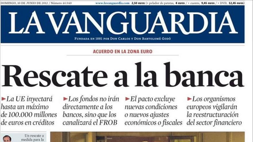 De las portadas del día (10/06/2012) #6