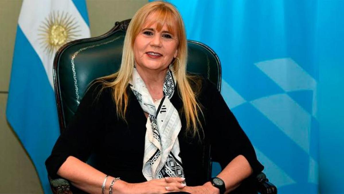 La ministra de Justicia, Marcela Losardo